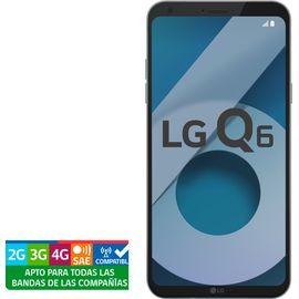 LG Q6 (M700F / Ice Platinum)
