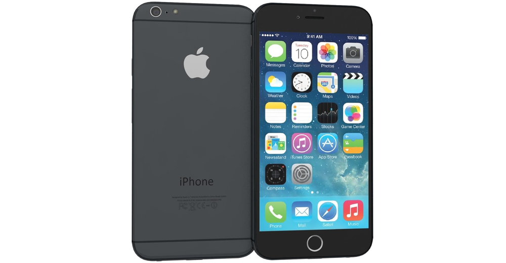 8b3ca71b57b Apple iPhone 6 (32 GB / Space Gray) - SoloTodo
