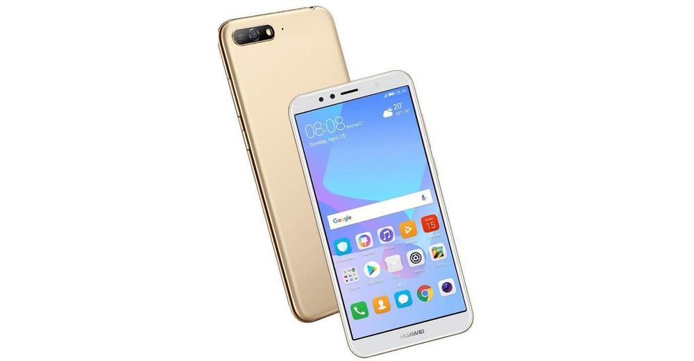 b2d3c78caead1 Huawei Y6 2018 (Dorado) - SoloTodo