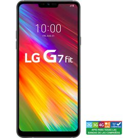 LG G7 Fit (New Aurora Black)