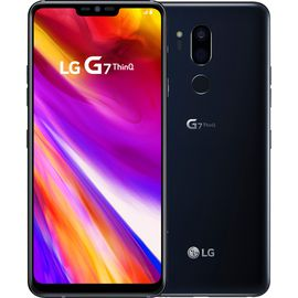 LG G7 ThinQ (G710 / New Aurora Black)
