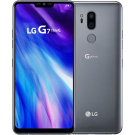 LG G7 ThinQ (G710 / New Platinum Gray)