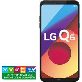 LG Q6 (M700F / Astro Black)