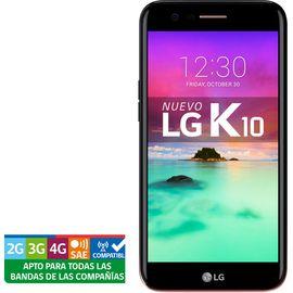 LG K10 2017 (16 GB / 2 GB / Negro)