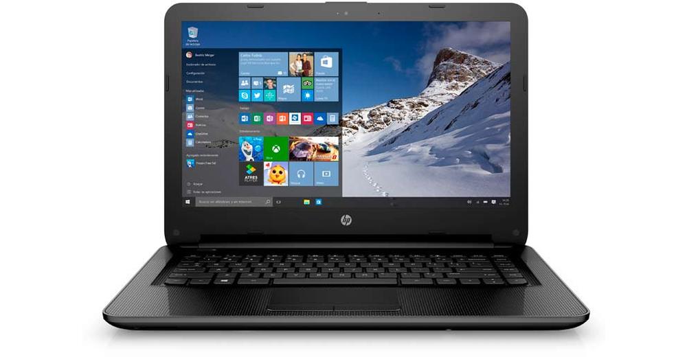 Resultado de imagen para laptop HP 14-AC134LA Notebook