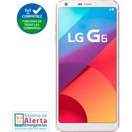 LG G6 (32 GB / Mystic White)